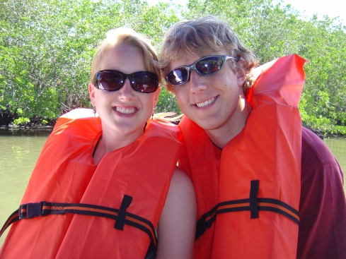 Our totally cool life jackets