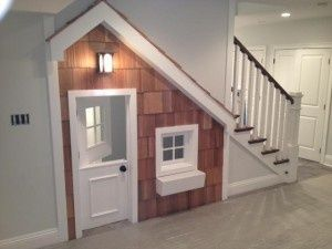 understair playhouse