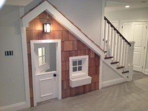 understair playhouse